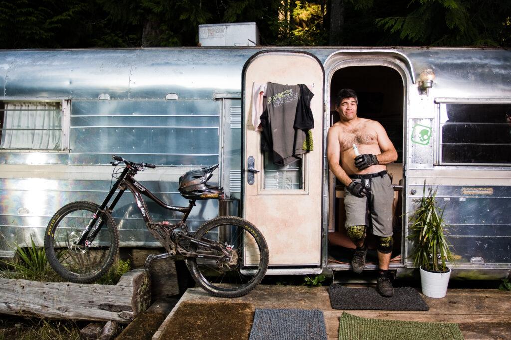 Brett Tippie, Sunshine Coast, BC