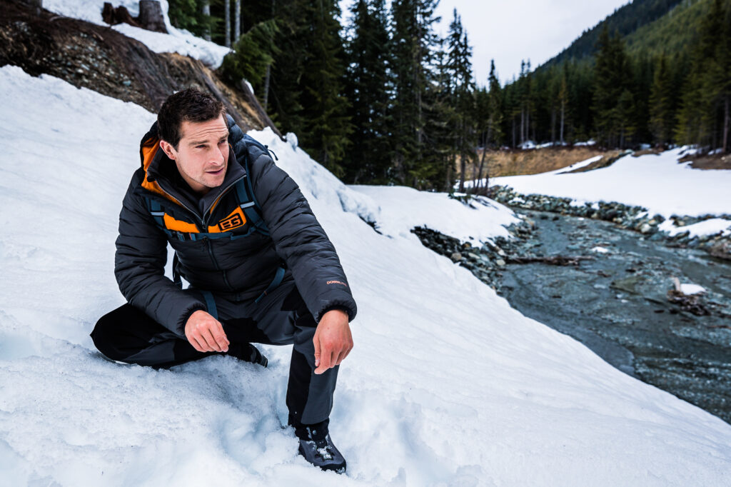 Bear Grylls: Escapes from Hell